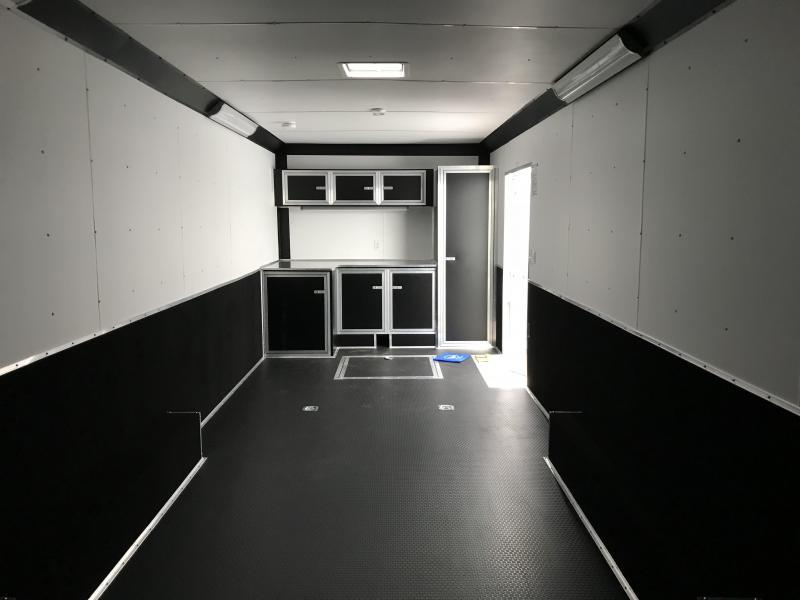 2019 United Trailers XLT 8.5X28 Car / Racing Trailer....STOCK# UN-161002