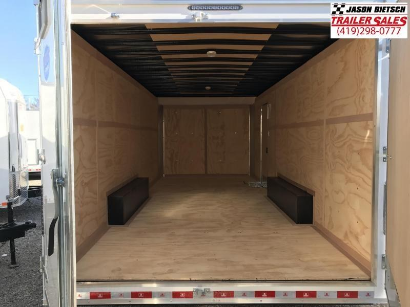 2020 United Trailer UXT 8.5x20 Enclosed Trailer....Stock#UN-168502