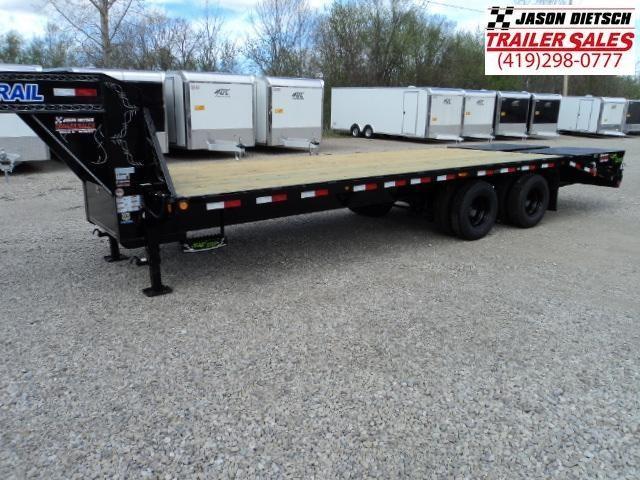 2018 Load Trail 102X25 Gooseneck Equipment Trailer... STOCK# LT-164928