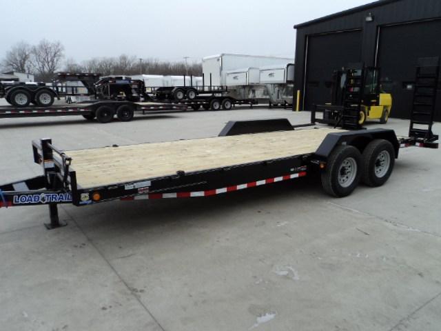2018 Load Trail 83x22 Tandem Axle Car Hauler....Stock#LT-156329