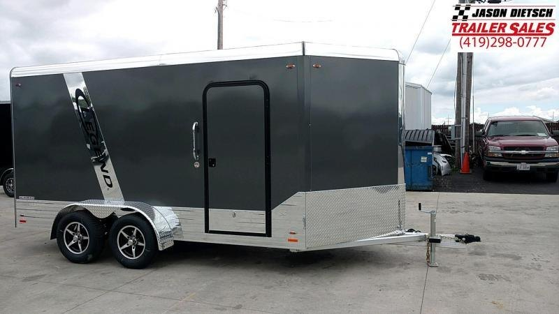 2019 Legend Manufacturing 7x17 EXTRA HEIGHT DVNTA35 Enclosed Cargo Trailer... STOCK# 317283