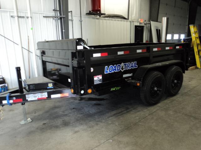 2018 Load Trail DT 72x12 Tandem Axle Dump Trailer....Stock#LT-163013