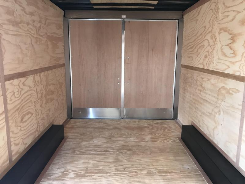 2019 United Trailers UXT 8.5X16 EXTRA HEIGHT Enclosed Cargo Trailer.... Stock 166266