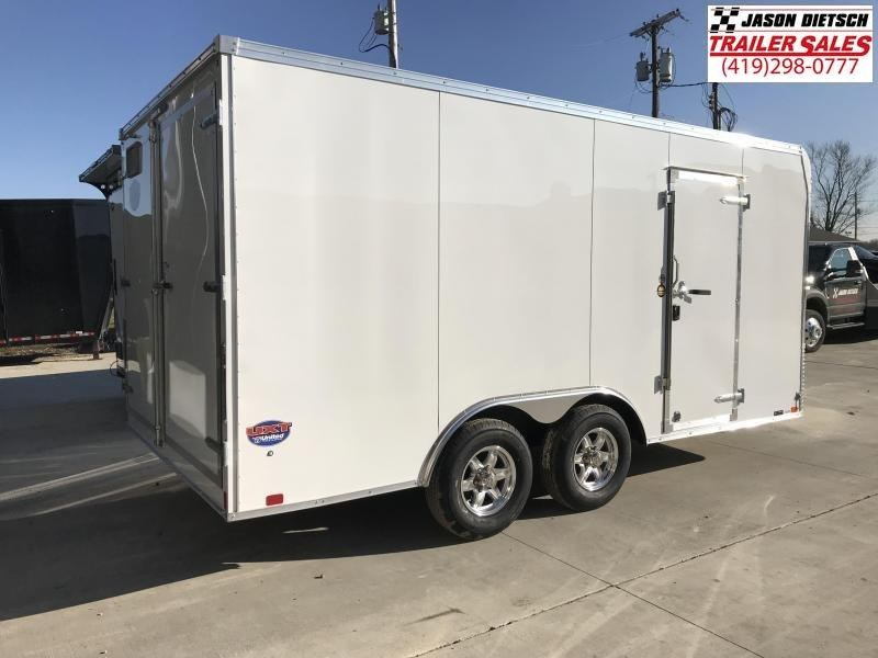 2020 United Trailer UXT 8.5X16 Enclosed Cargo Trailer....Stock# UN-168499