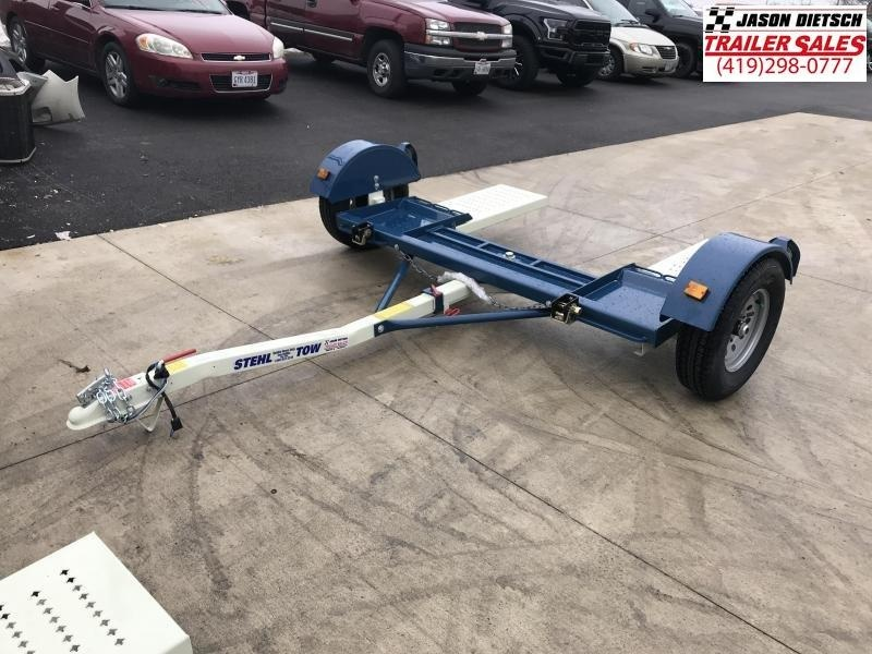 2019 STEHL TOW - TOW DOLLY....Stock#TD-070084