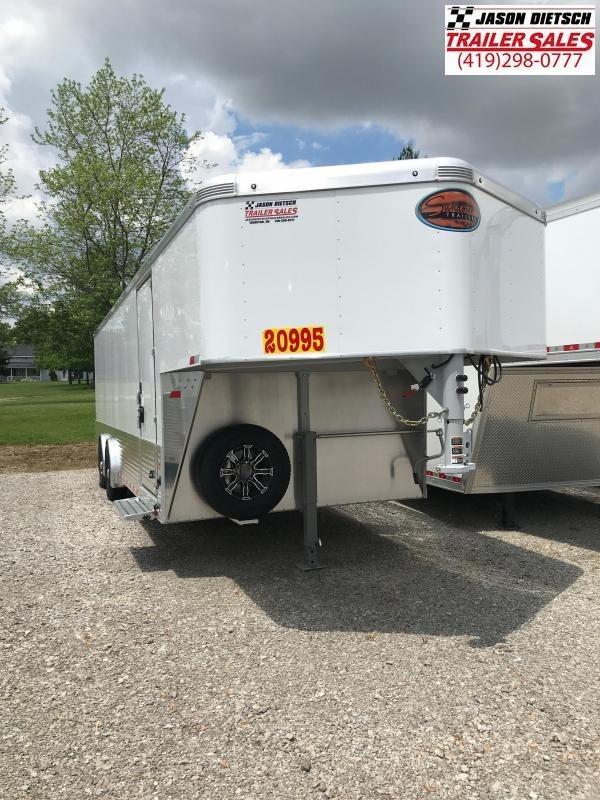 2019 Sundowner Trailers 8x32 Enclosed Cargo Trailer.... STOCK# SD-CA2596