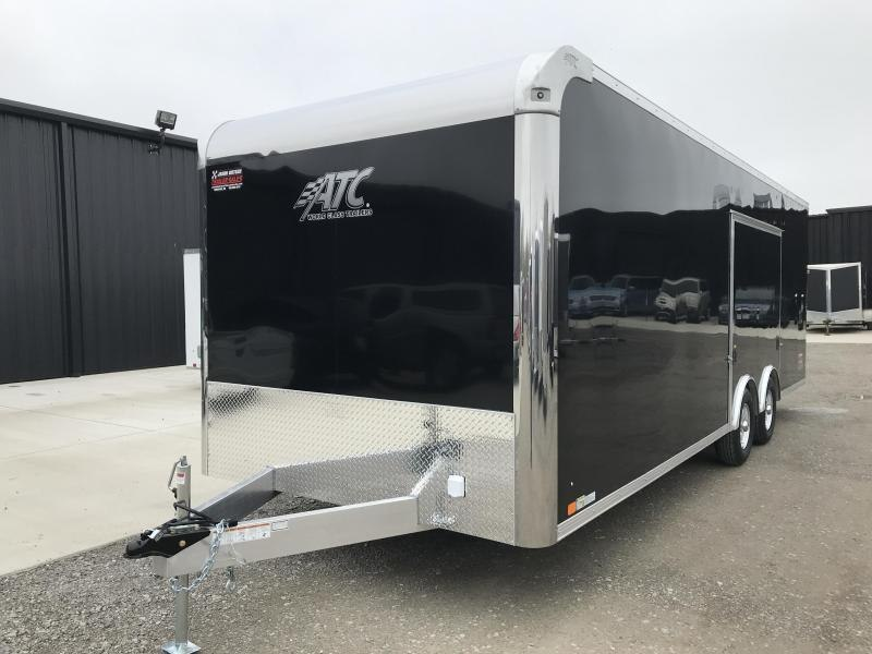 2020 ATC RAVAB85240-2T5.2K Car / Racing Trailer