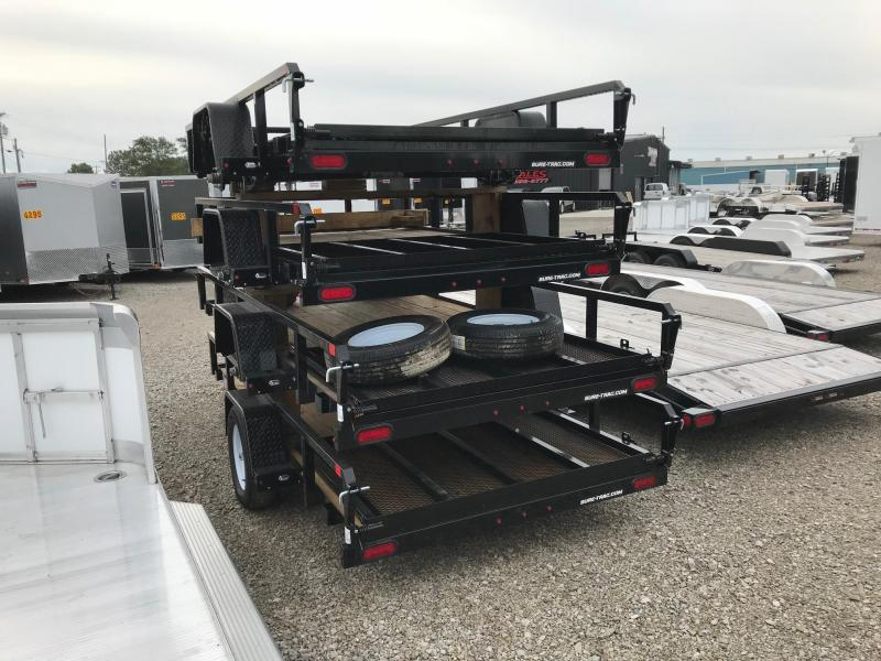 2019 Sure-Trac 6X12 Tube Top Utility....STOCK # ST-243542