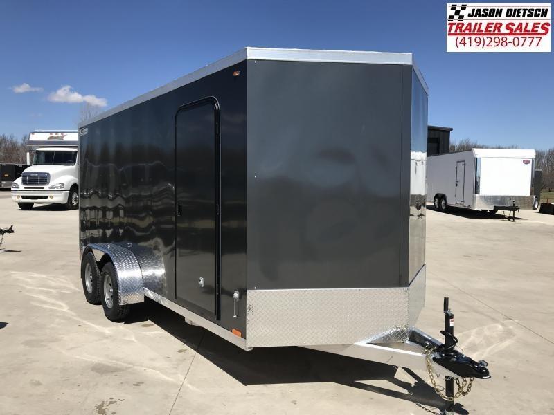2019 Legend Manufacturing 7X18 TV Enclosed Cargo Trailer....STOCK# LG-1317336