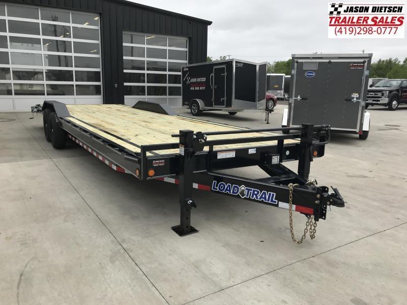 2019 Load Trail 102X28 Tandem Axle Carhauler Car / Equipment Trailer....STOCK# LT7474