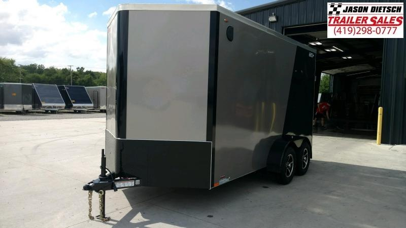 2020 Legend Manufacturing 7X16 STV Enclosed Cargo Trailer....STOCK# LG-317259