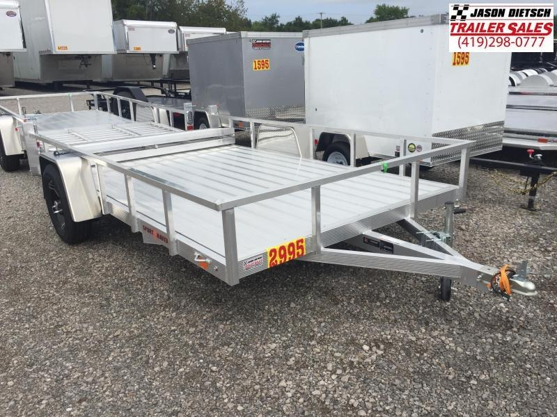 2020 Sport Haven 7 X 12 Aluminum Utility Trailer....STOCK# ST-009423