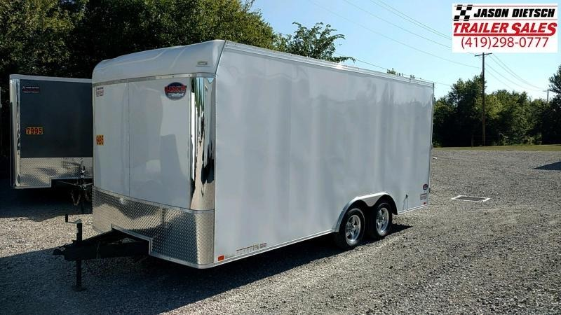 2019 United Trailer UXT 8.5X18 Extra Height Enclosed Cargo Trailer....Stock# UN-162134