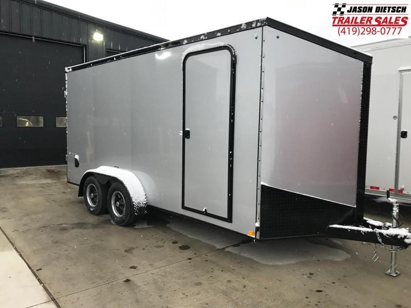 2019 Impact Trailers 7x16 EXTRA HEIGHT Enclosed Cargo Trailer....IMP001463