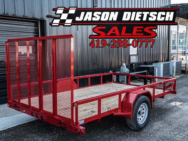 2016 Load Trail SE 77x12 Single Axle Utility Trailer....Stock#LT-06872