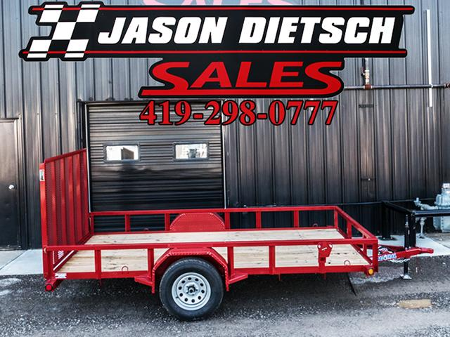 2016 Load Trail SE 77x12 Single Axle Utility Trailer....Stock#LT-06872