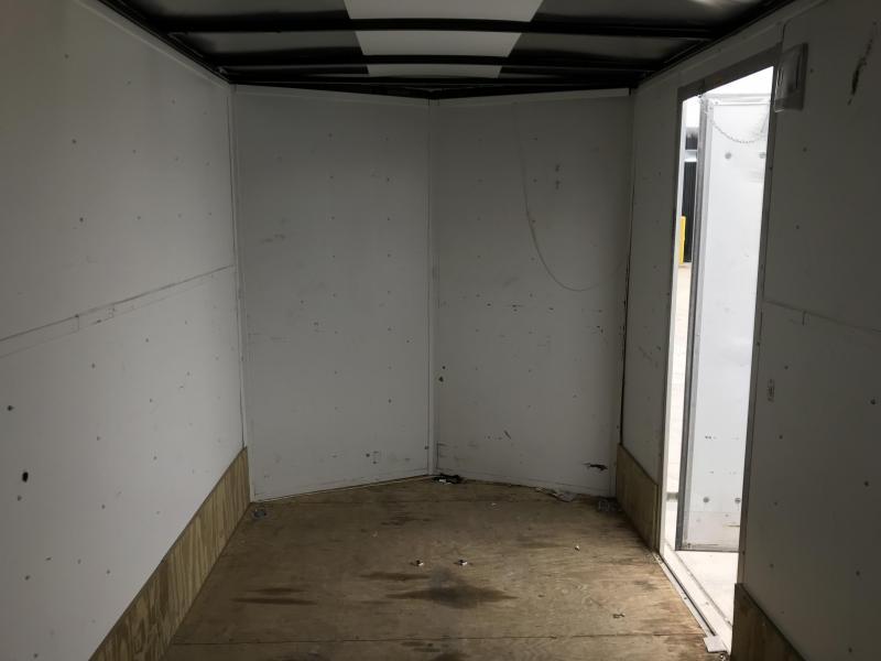 2008 American Hauler Industries 7X14 Enclosed Cargo Trailer