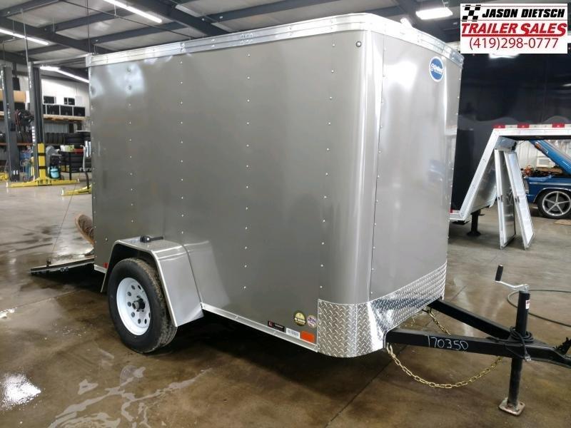 2020 United XLE 5X8 Enclosed Cargo TRAILER....Stock# UN-170350