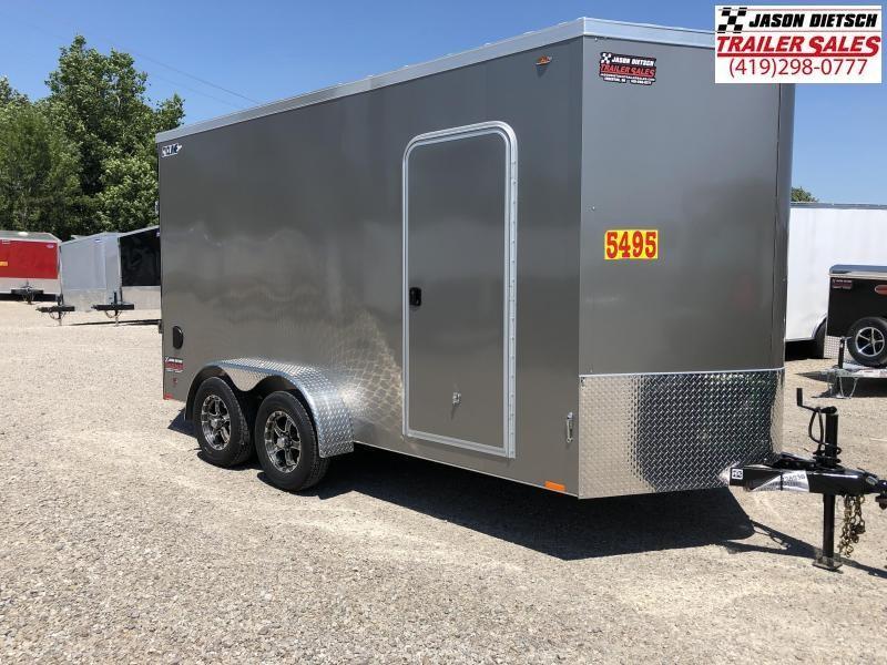 2019 Legend Manufacturing 7X16 Enclosed Cargo Trailer....STOCK# LG-137960