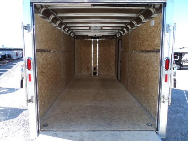 2018 Legend Manufacturing 7x19 DVNTA35 Enclosed Cargo Trailer... STOCK# 317798