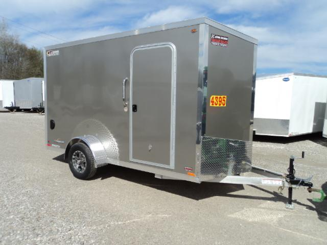2018 Legend Manufacturing 6x13 EVSA30 Enclosed Cargo Trailer... STOCK# 317075
