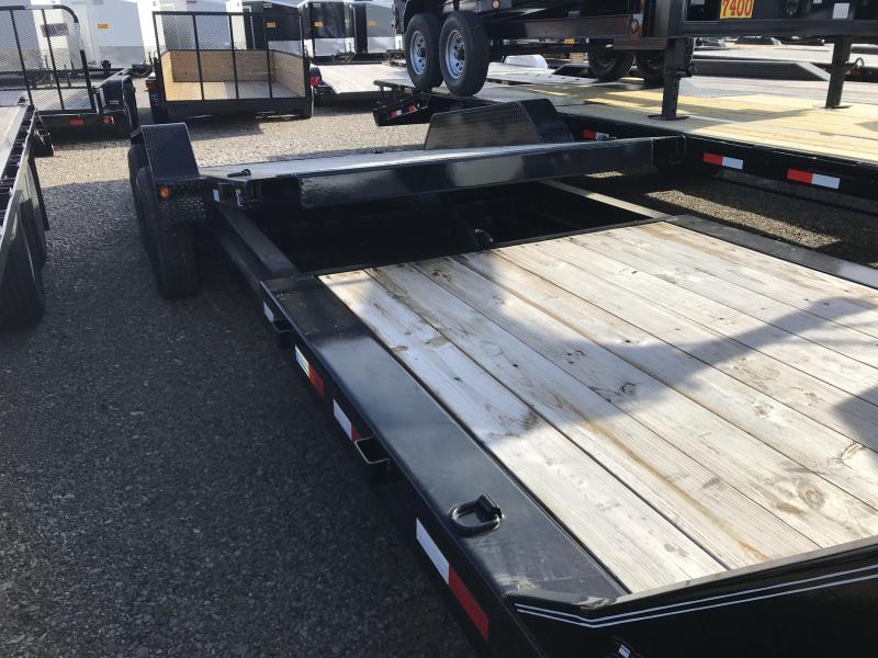 2018 Load Trail GN 83x24 Tilt-N-Go Gooseneck Tandem Axle Tilt Deck....Stock#LT-43633