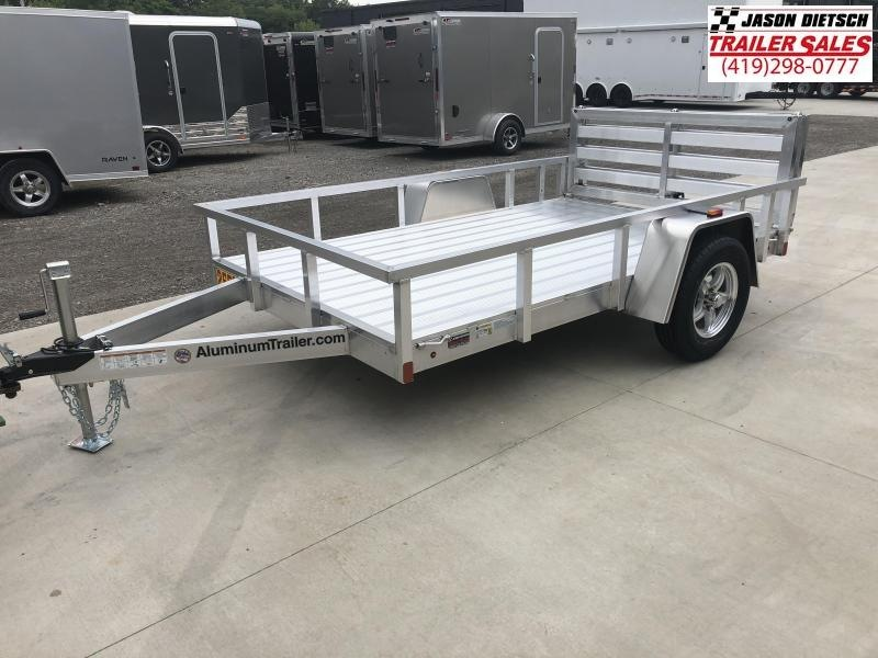 2019 ATC 6X10 Utility Trailer....STOCK # AT-214775