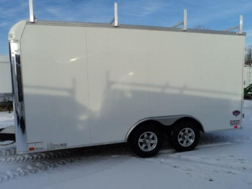 2018 United Trailers UXT 8.5x16 Enclosed Cargo Trailer Stock- 159040