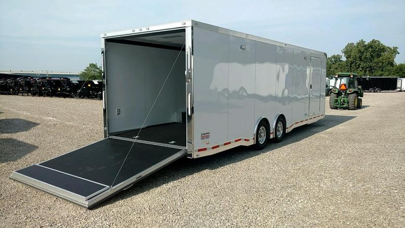 2019 ATC 8.5X28 Car / Racing Trailer....STOCK# AT-214713