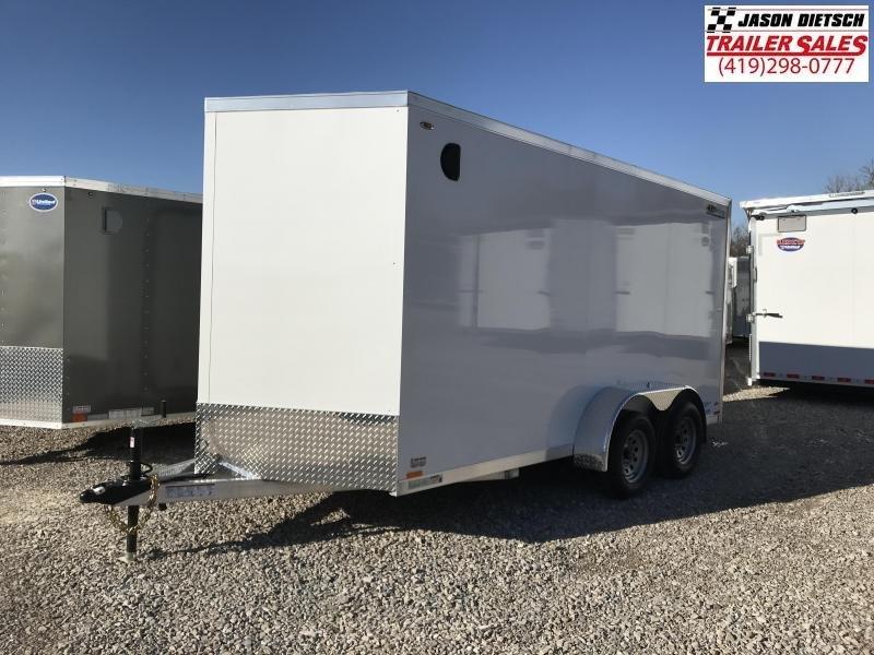 2019 Legend Manufacturing 7X16 TV Enclosed Cargo Trailer....STOCK# LG-1317321
