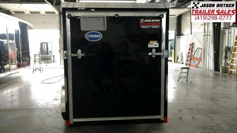 2020 United XLE 5X10 Enclosed Cargo Tr....Stock# UN-170115