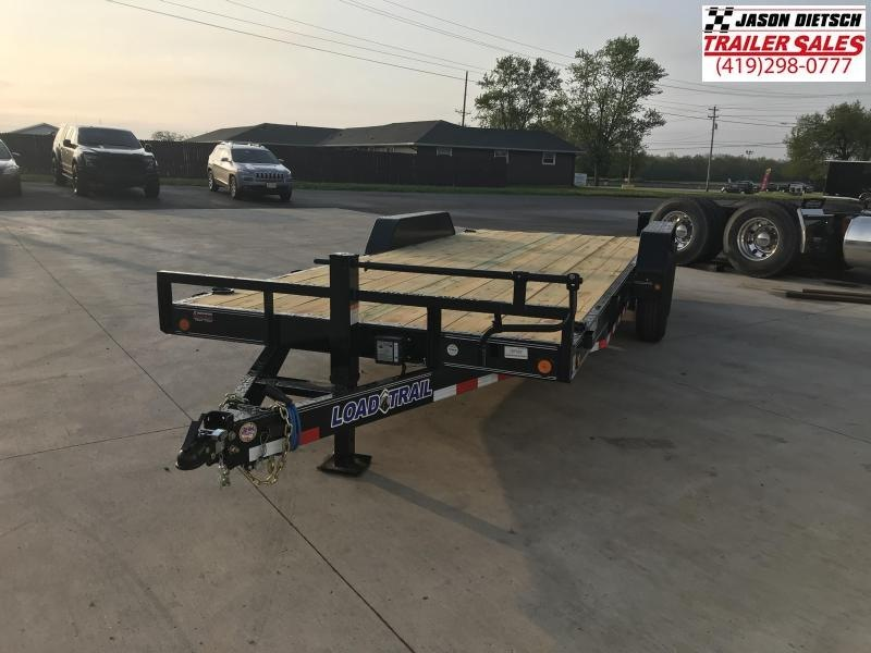 2019 Load Trail 83X20 Tandem Axle Carhauler Car / EQUIPMENT Trailer
