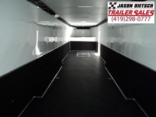 2018 United Trailers USHGN 8.5x48 Car / Racing Trailer Stock# 159705