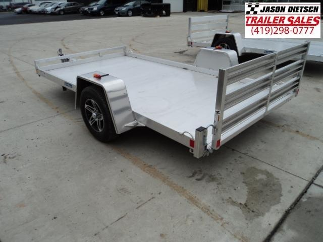 2018 RC Trailers 6.5x12 ARLR 6.5X12 SA ALUMINUM LITE OPEN RAMP TRAILER...Stock# RC-5491