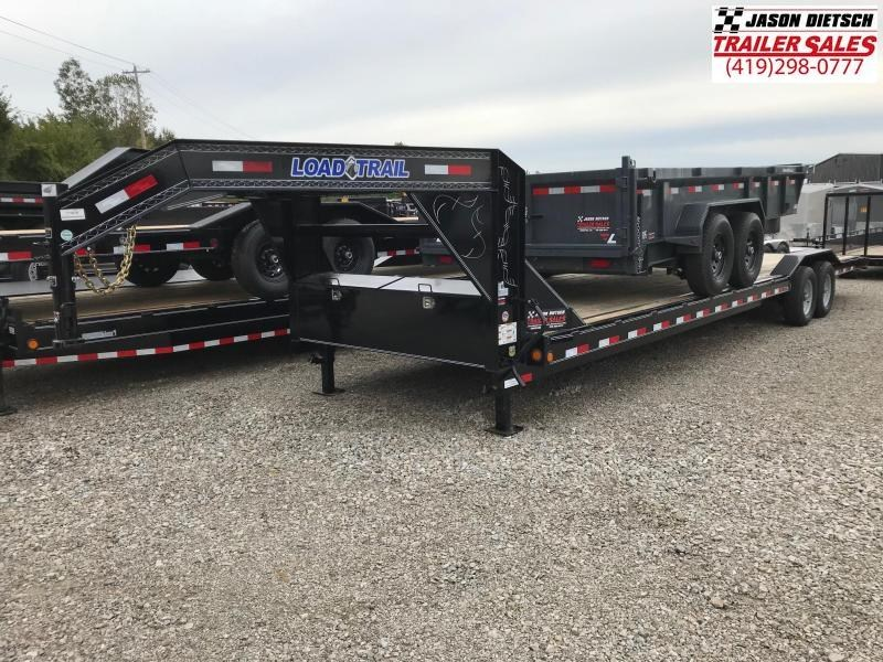 2019 Load Trail 102X32 Equipment Trailer....STOCK# LT-171615
