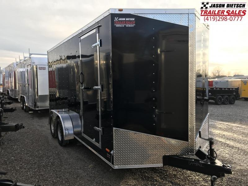 2019 RC Trailer 7x16 EXTRA HEIGHT....STOCK# RC-649842