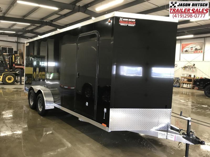 2019 Legend Manufacturing 7X20 TV Enclosed Cargo Trailer....STOCK# LG-1317354