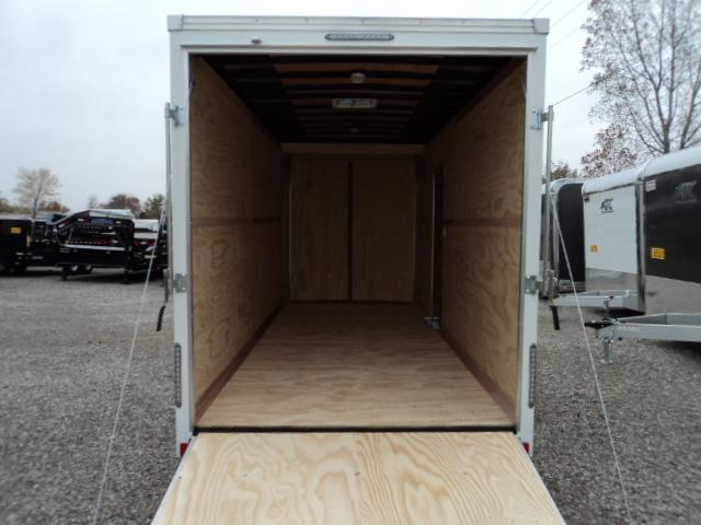 2018 United Trailer UXT 7x16 Extra Height Enclosed Cargo Trailer....Stock# UN-157886