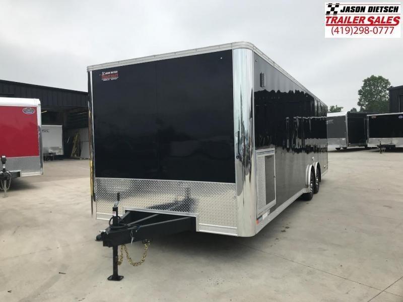 2020 United Trailers XLT 8.5X28 STANDARD HEIGHT Car / Racing Trailer....STOCK# UN-166482