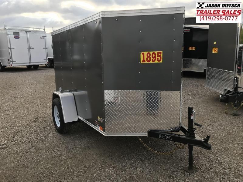 2019 United XLV 5X8 V-Nose  Enclosed Cargo Tr...Stock#UN-165348