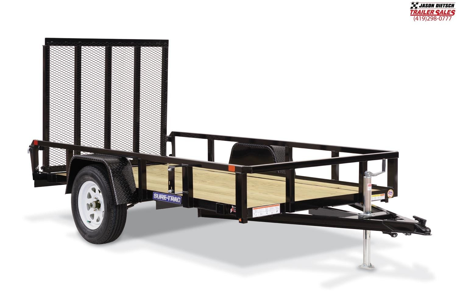 2019 Sure-Trac 7 X 14 Tube Top Utility....STOCK# ST-263361