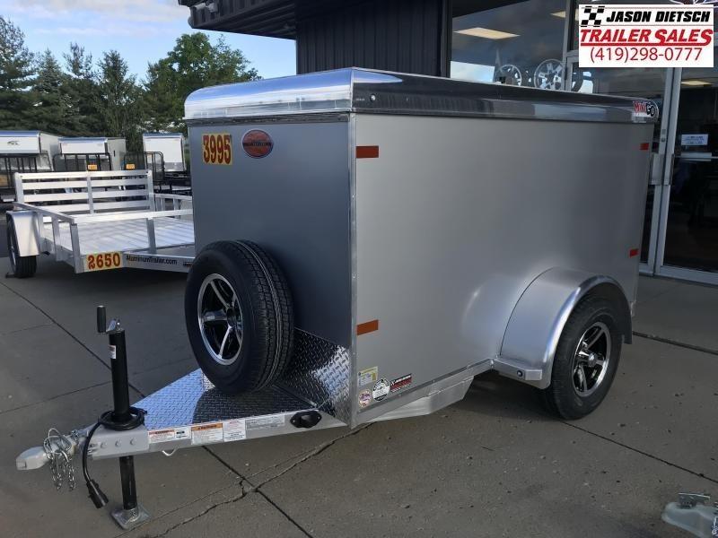 2019 Sundowner MiniGo 4X8 Enclosed Cargo Trailer....Stock#SD-CA2817