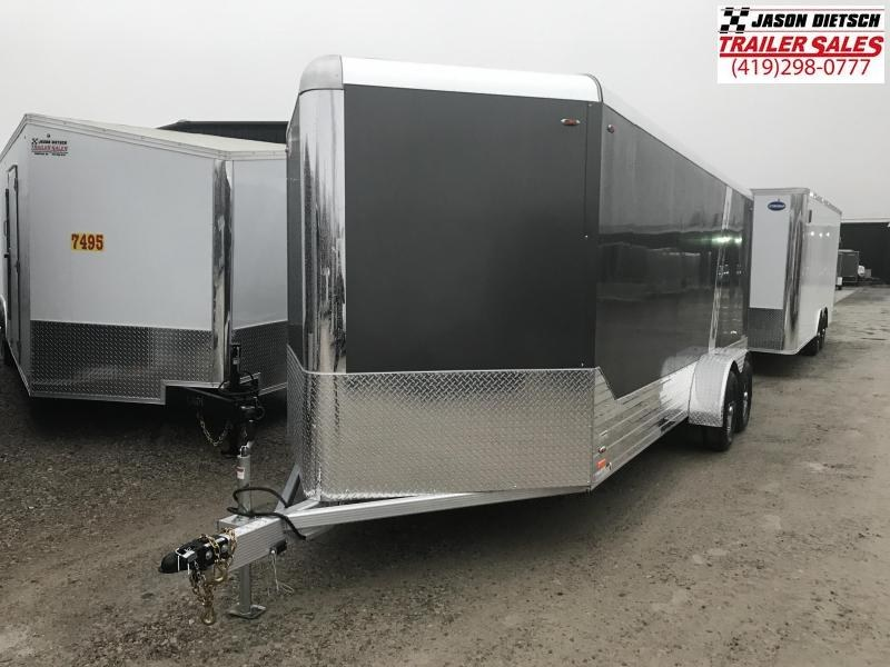 2019 Legend Manufacturing 7X21 DVN Enclosed Cargo Trailer....STOCK LG-1317355
