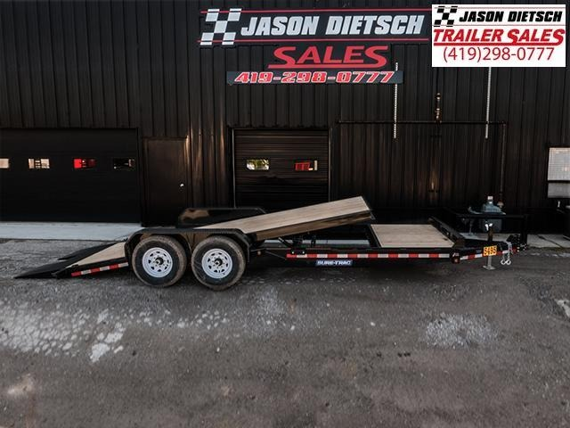 2017 Sure-Trac 82X18+6 TILT Equipment Trailer STOCK- 1233