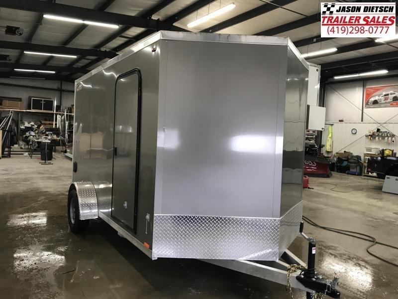 2019 Legend Manufacturing 7X14 TV Enclosed Cargo Trailer....STOCK# LG-1317326