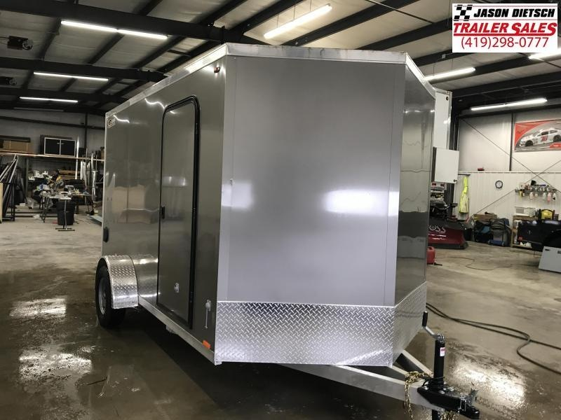 2019 Legend Manufacturing 7X14 TV Enclosed Cargo Trailer....STOCK# LG-1317326