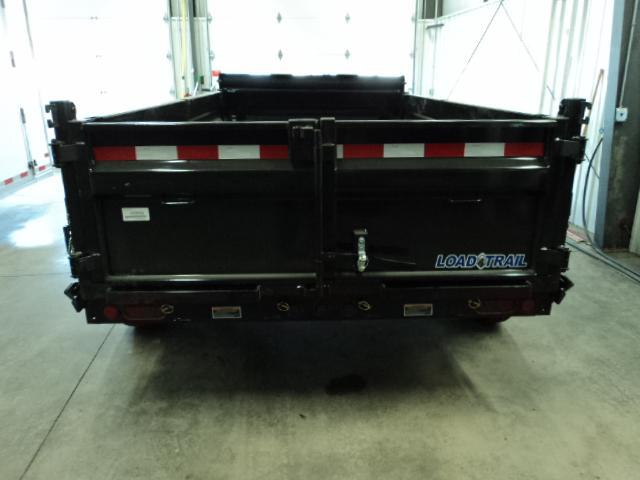 2018 Load Trail DT 72x12 Tandem Axle Dump Trailer....Stock#LT-163807