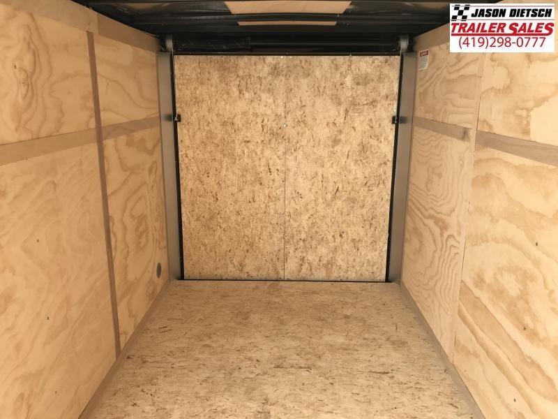 2020 United XLV 6X12 V-Nose Slant Enclosed Cargo Tr....Stock# UN-168475