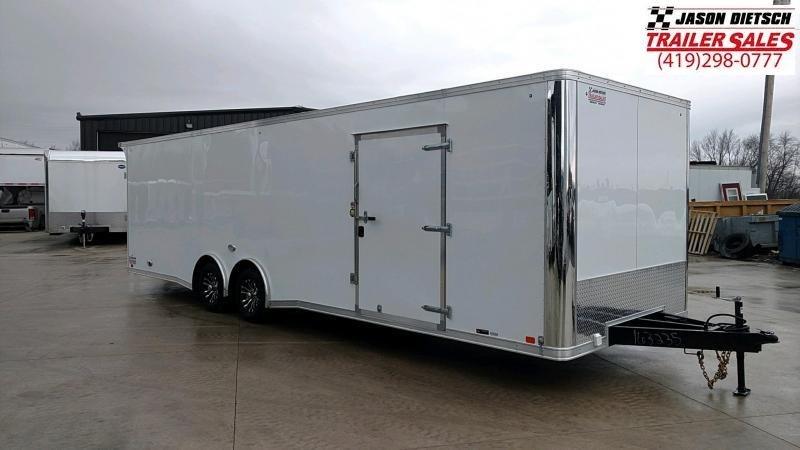 2019 United Trailers XLT 8.5X28 Car / Racing Trailer....STOCK# UN-163235