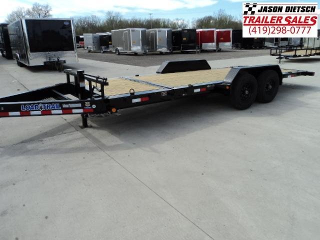 2018 Load Trail 83X20 Tilt Equipment Trailer STOCK....LT-164846